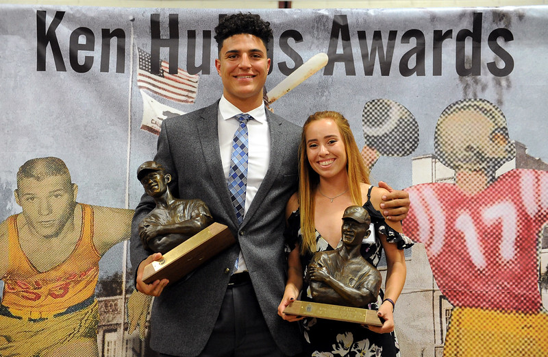 The 53rd annual Ken Hubbs Awards banquet is held on Monday, May 15, 2017 at Colton High School in Colton, Ca. (Micah Escamilla, Redlands Daily Facts/SCNG)